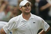 Andy Roddick, teniszcsillag tenisz-cuccokat tervez