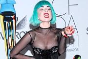 Lady Gaga villantott és díjat is kapott a CFDA díjátadón