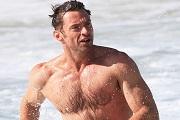 Hugh Jackman túl izmos
