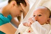 Minden tizedik nő szenved szülés utáni depresszióban