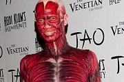 Heidi Klum őrült Halloween-kosztümje