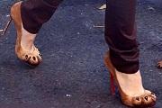 Oroszlánmancs cipő az új őrület