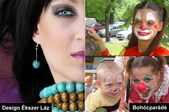 www.designekszerlaz.hu, www.bohocparade.hu