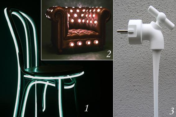 www.leebroom.com, www.100percentdesign.co.uk