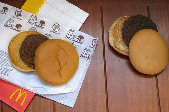 Veterán hamburger