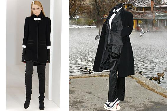 Chanel ruha: www.style.com
