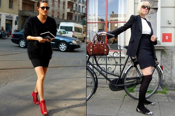 www.thesartorialist.com, http://damstyle.blogspot.com