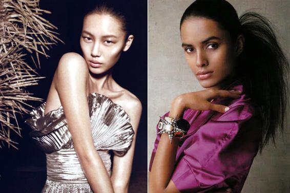 www.models.com, http://asianmodelsblog.blogspot.com